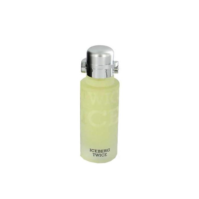 Iceberg Twice homme/men, Eau de Toilette, Vaporisateur/Spray 125 ml, 1er Pack (1 x 125 ml)