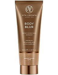 VITA LIBERATA Body Makeup - Body Blur Instant HD Skin Finish Instant Tan & Skin Perfector 100 ml