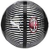 Puma AC Milan ONE Chrome Ball Pallone n.5 Calcio (SILVER, 5)