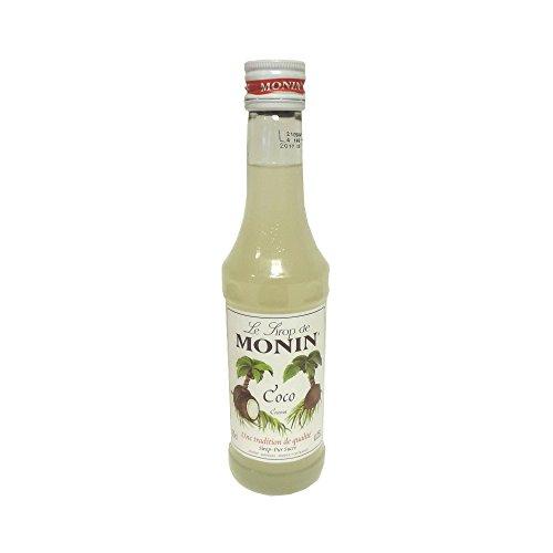 Monin - Coco Coconut Syrup - 250ml (Case of 6)