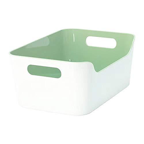 Ikea VARIERA Box, Light Green, 24x17 cm (9 œx6 Ÿ)