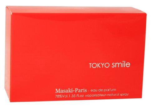 Masaki Paris Tokyo Smile Femme/Woman, Eau de Parfum, Vaporisateur/Spray Pack of 1x 80ml