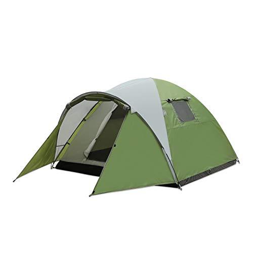 Night Cat Tente de familiale pour 2 3 Personnes, Tente de Camping imperméable et Respirante Facile...