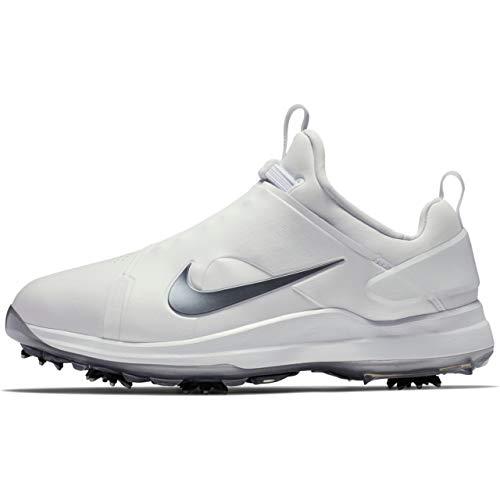 Nike Tour Premiere, Chaussures de Golf Homme, Blanc (Blanco 101), 42.5 EU