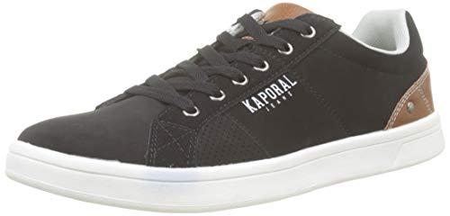 Kaporal MARVEL Baskets Hommes, Noir (Noir 546), 43 EU
