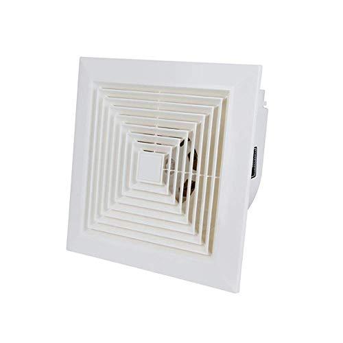 Ventilator Extractor Wandmontage 9,6-Zoll-Abluftventilator Geräuscharm Home Badezimmer Küche Garage Air Vent Belüftung,9.6in (6-zoll-air-vent)