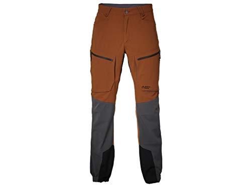 North Bend TREKK Pants He. Trekkingh,red Rust - L