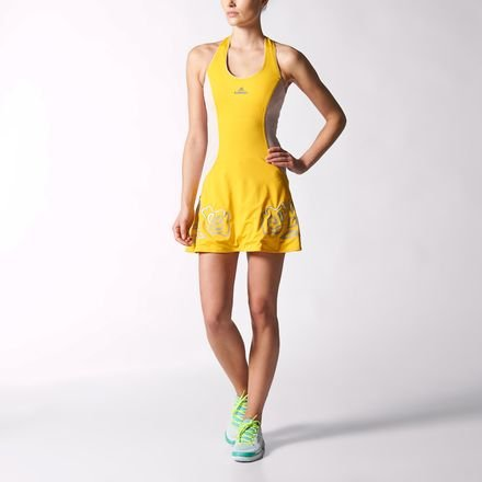 artney Caroline Wozniacki by Stella McCartney Barricade Dress Roland Garros (32) ()