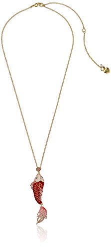 betsey-johnson-jewelry-keeping-the-critters-pave-lang-anhanger-fisch-halskette