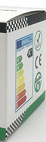 LED Apliques De Pared Modernos En Acero, Impermeable IP65 Lamparas para Dormitorios,...