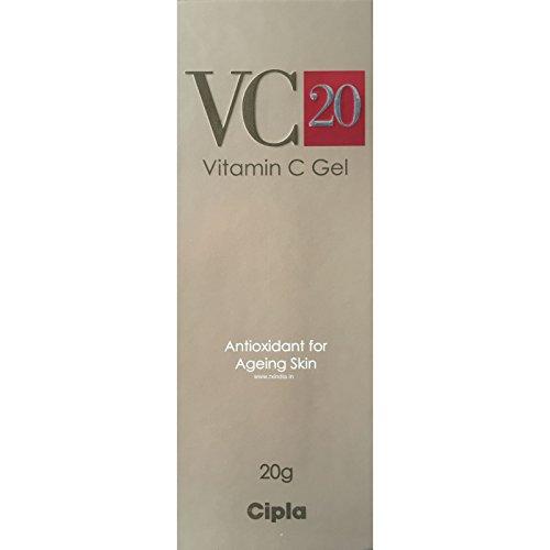 Cipla VC 20 Vitamin C Gel, 20g