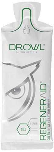 Dr.Owl Regeneraid - Der Grüne Regenerations Boost Gegen Erschöpfung Und Müdigkeit 10er Box (10 X 35g)