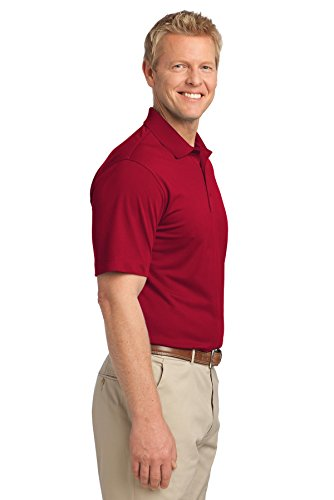 Port Authority Tech Pique Polo K527 Rich Red
