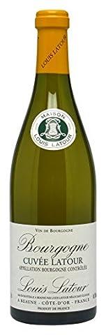 Louis Latour Cuvee Latour Blanc 2011 Wine 75 cl (Case of 3)