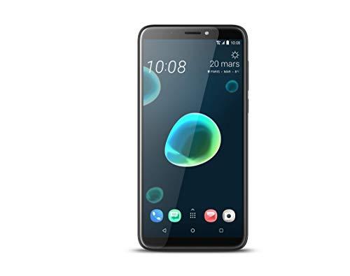 HTC Desire 12+Black Single Sim