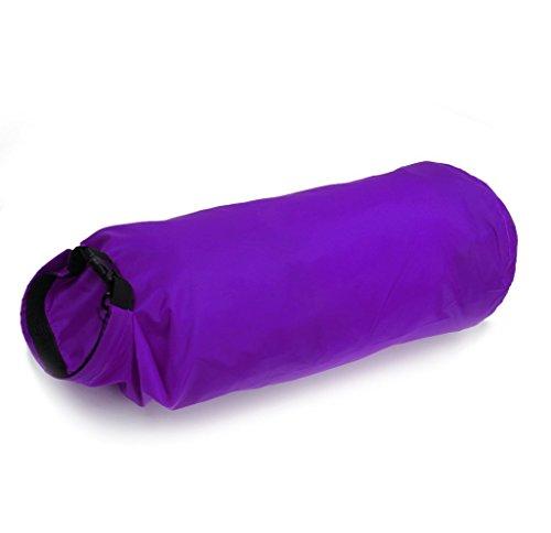 ewfsef 8L Sacca Impermeabile Leggera Compressione Borsa, Purple, 8 l Purple