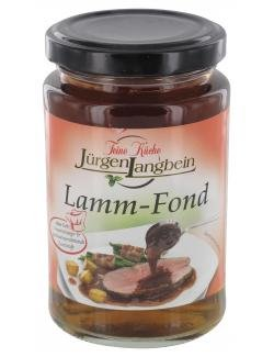 Jürgen Langbein Lamm-Fond 200 ML