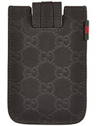 Gucci Cover Case Techos funda para iPhone 44S piel Micro película
