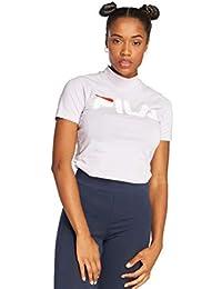 f0c98b6f308a Amazon.co.uk: Fila - Tops, T-Shirts & Blouses / Women: Clothing