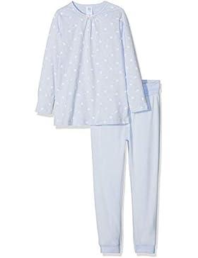 Sanetta Baby-Mädchen Zweiteiliger Schlafanzug Pyjama Long