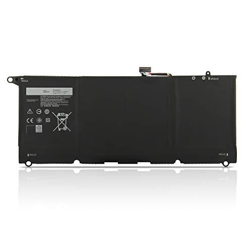 K KYUER 4-Célula 52WH JD25G Batería Ordenador Portátil