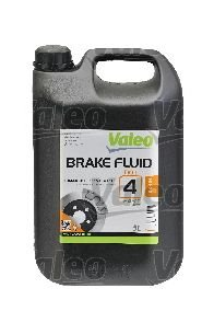 BRAKE FLUID DOT 4 5 L PLASTIC