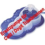 Ersatzpumpe für CATIT/DOGIT Trinkbrunnen, Wassernapf, Fressnapf