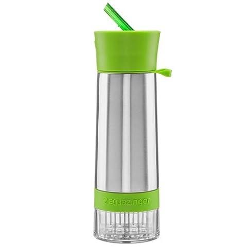Zing Anything AZ100G Drinking Bottle Aqua Zinger 590 ml Green