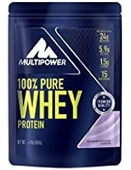 Multipower 100% Pure Whey Protein, Blueberry Yoghurt