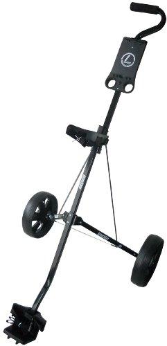 Longridge Chariot traction de golf acier Golf Deluxe