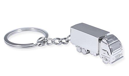 Miniatur Auto LKW Schlüsselanhänger für Herren Männer - SchA005-oG