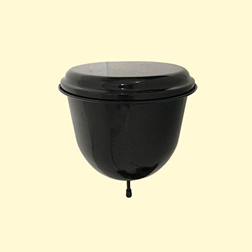 OLYMP Wasserspender 2,5 Liter Schwarz; Rukomojnik, Umivalnik, Aluminium, Дачный Рукомойник