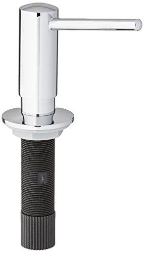 Franke 0396694 0.3L Cromo - Dispensador de jabón (322 mm, 5 cm, 5,5 cm, 3,5 cm)