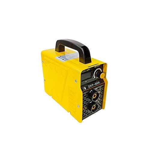 Festnight ZX7-200 Mini Welder Inverter Tragbares elektrisches Schweißgerät für Schweißarbeiten und elektrisches Arbeiten