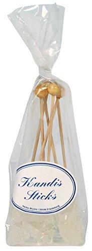 Blume - Kandis Sticks weiß Teezucker - 6St/1Pk