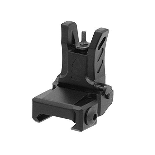 UTG MNT-755 Visier, schwarz, One Size Knopf-visier