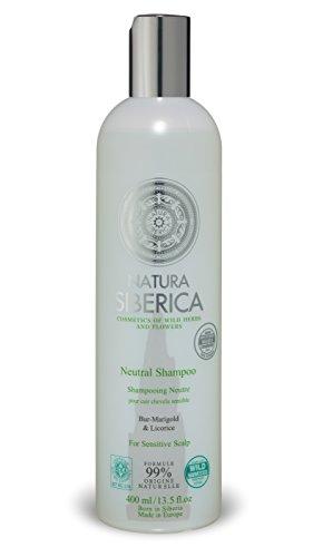 Natura Siberica Champú para Cuero Cabelludo Sensible Neutro - 400 ml