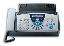 Brother Fax, Modem, T106 TAM 14.4Kbps 0.25Mb Speicher, FAXT106U1 W302xD186xH132mm 2,7 Kg