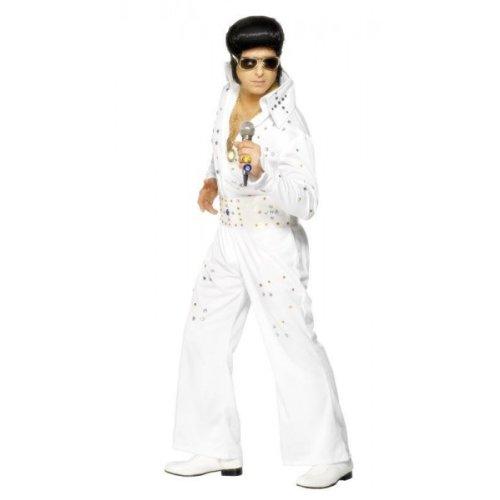 Original Elvis Presley Kostüm Elviskostüm Gr. 48/50 (M), 52/54 (L), Größe:M