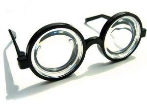 Intellektuellen-Brille