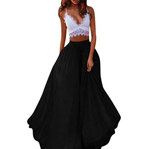 77646afa225 FAMILIZO Faldas Largas Y Elegantes Faldas Cortas Mujer Verano Faldas Mujer  Invierno Primavera Vestidos Moda De