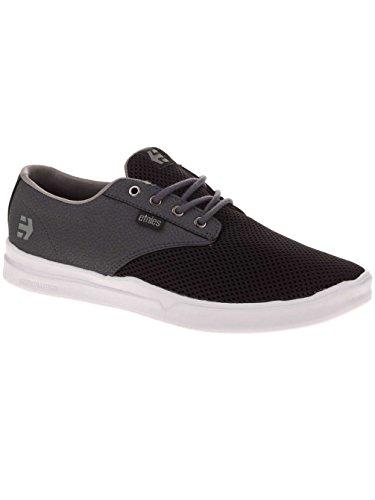 Etnies - Jameson SC 581 Black Grey White Sneaker Herren Skate Schwarz Weiß Skateschuh Scout Ultraleicht Größe 42.5 (US 9.5)