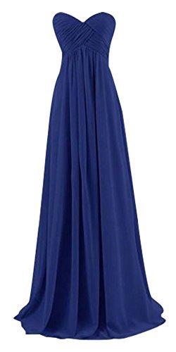 Drasawee - Robe - Bandeau - Femme Bleu - Blau - Königsblau
