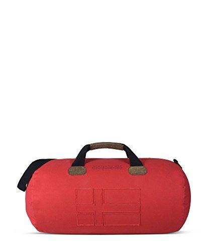 Borsone Napapijri modello Hermitage N0YG8Z R47 N0YG8Z Red