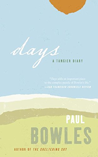 Days: A Tangiers Diary
