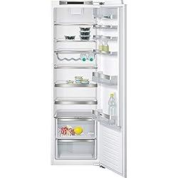 Siemens KI81RAD30 réfrigérateur - réfrigérateurs (Intégré, A++, Blanc, Droite, SN, N, ST, T, LED)