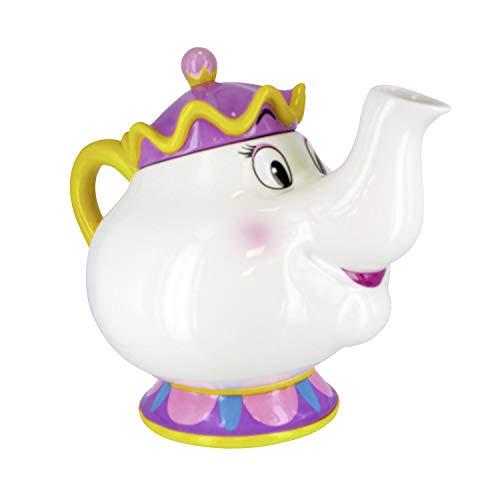 Paladone Disney Die Schöne und das Biest Madame Pottine Teekanne