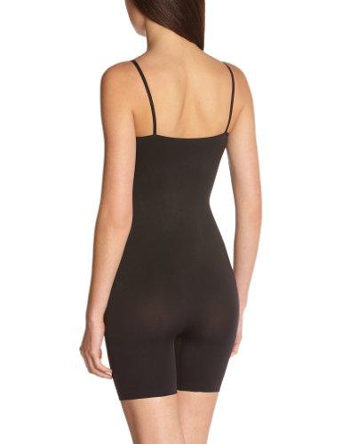 Skin'Up Damen Shorts Combi-short Affinant Micro-encapsulé Schwarz - Schwarz