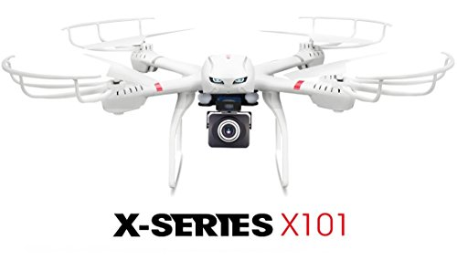 YUNIQUE(R) MJX X101 2.4G RC FPV Drone 6 Axis Gyro Supper Large Quadcopter UAV With Gimbal Pay for Aerial Cabalistic Unfashionable WITHOUT CAMERA