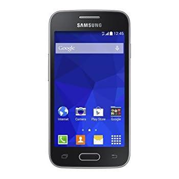 Samsung Galaxy Trend 2 Lite Smartphone, 4 GB, Nero [Italia]